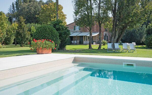 Villa Villa Fontine in  Orentano -Toskana