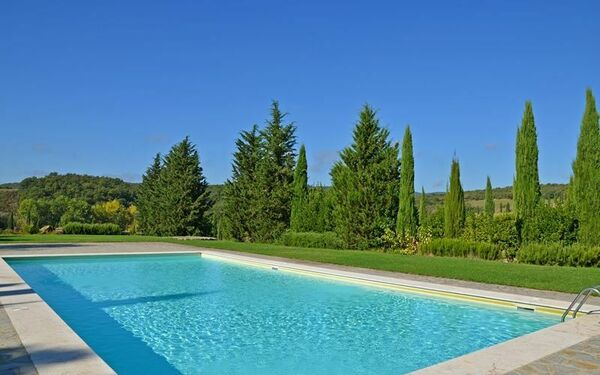 Casa Guia, Apartment for rent in Bucine, Tuscany