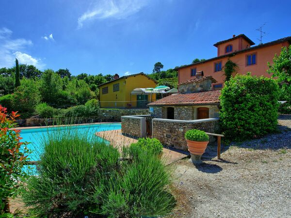 Casa Scopeti, Villa for rent in San Casciano In Val Di Pesa, Tuscany