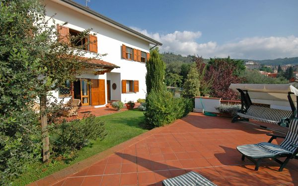 Villa Massa, Villa for rent in Montecatini Terme, Tuscany