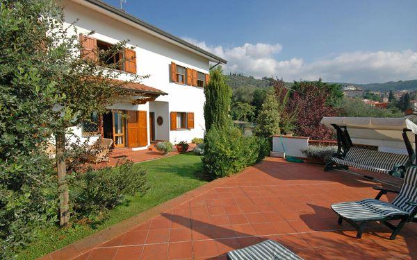 Toskánsko, Montecatini Terme, Villa Massa