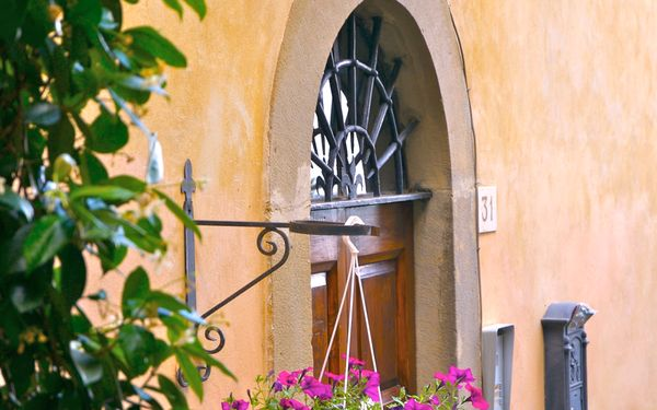 Santo Agostino, Тоскана, Кортона