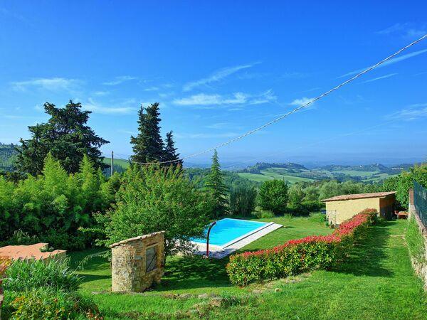 Borghetto, Apartment for rent in San Filippo a Ponzano, Tuscany