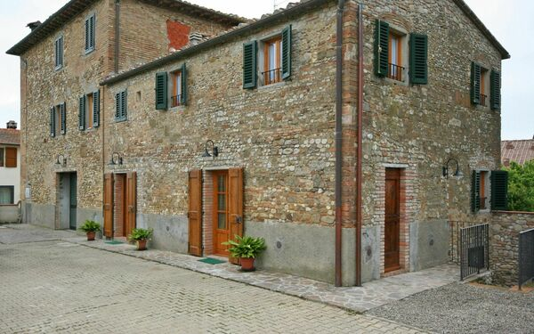 Casa Lucardo, Apartment for rent in Fiano, Tuscany