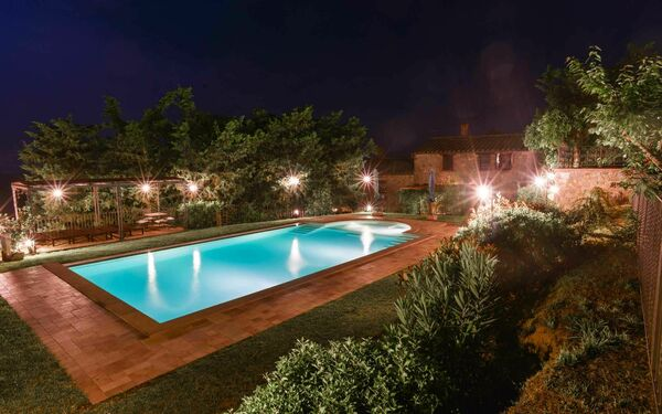 Casa Fabro, Villa for rent in Fabro, Umbria