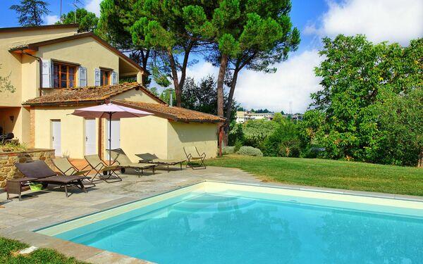 Villa Villa Amadeo in affitto a Montaione