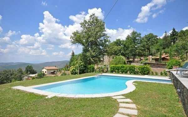 Villa Margherita, Villa for rent in Cortona, Tuscany