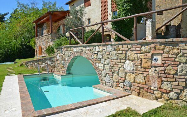 Casa Simona, Villa for rent in San Gimignano, Tuscany