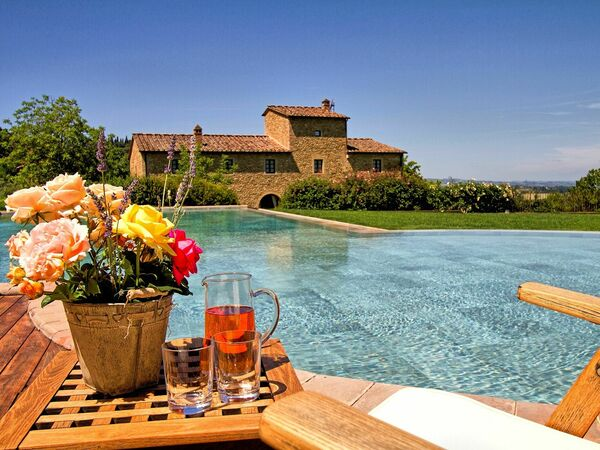Villa Petrognano, Villa for rent in Petrognano, Tuscany