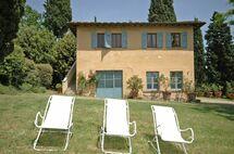 Bibbiano, Villa for rent in Castellina In Chianti, Tuscany