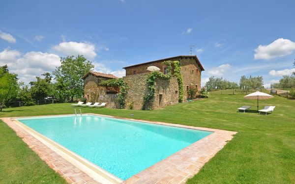 Podere Orietta, Apartment for rent in Castelnuovo Berardenga, Tuscany