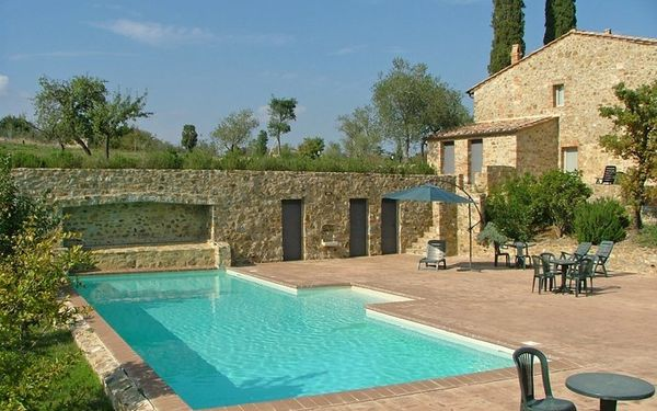 Brunello, Apartment for rent in Montalcino, Tuscany