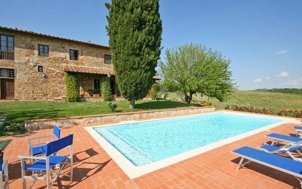 Il Frantoio, Villa for rent in Montelupo Fiorentino, Tuscany