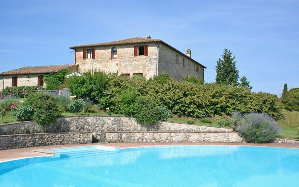 San Donnino, Apartment for rent in Ville Di Corsano, Tuscany