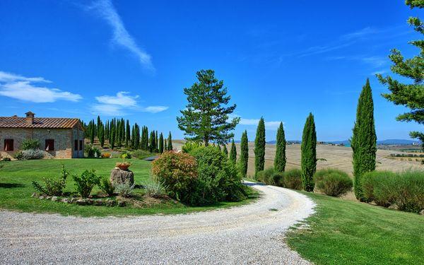 San Donnino, Apartment for rent in Ville Di Corsano, Tuscany