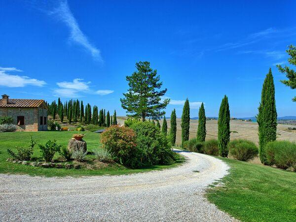 Toskánsko, Monteroni D'arbia, San Donnino