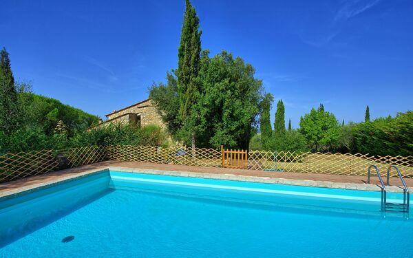 Villa Casa Mauro in  Pignano -Toskana