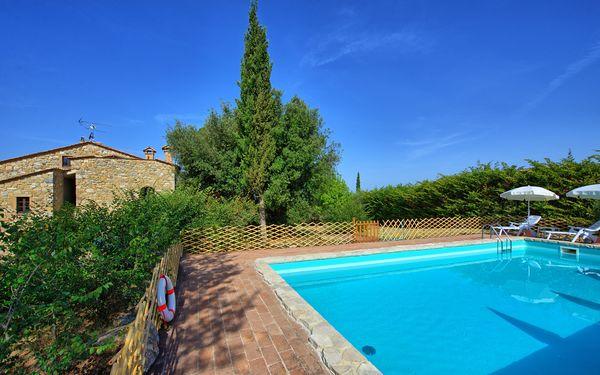 Casa Mauro, Villa for rent in Pignano, Tuscany