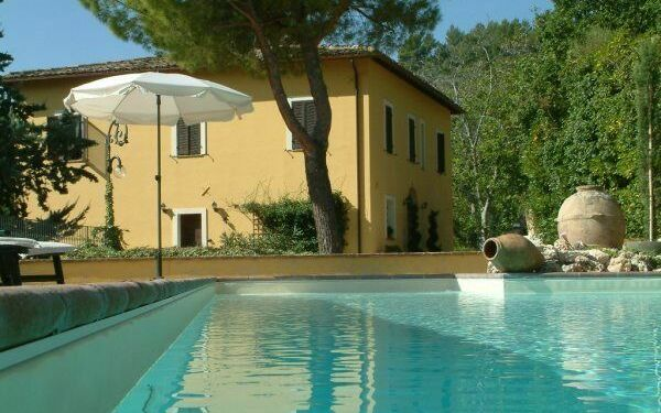 Villa Romantica, Villa for rent in Foligno, Umbria