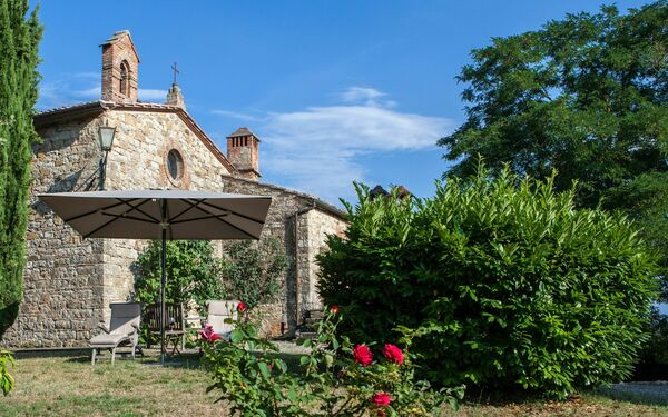 Borgo Chiesetta, Apartment for rent in Gaiole In Chianti, Tuscany