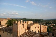Certaldo, Holiday Apartment for rent in Certaldo, Tuscany