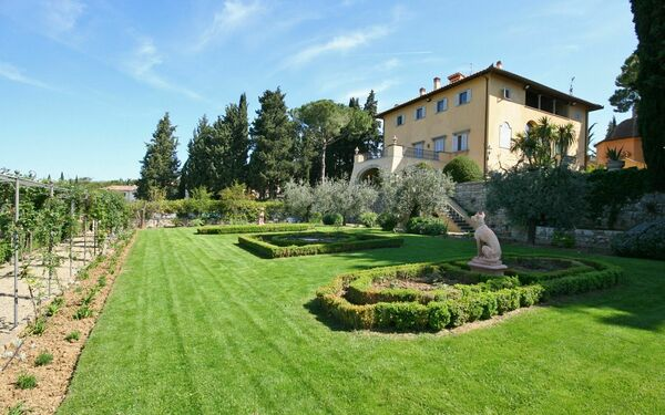 Campoli, Apartment for rent in Mercatale, Tuscany