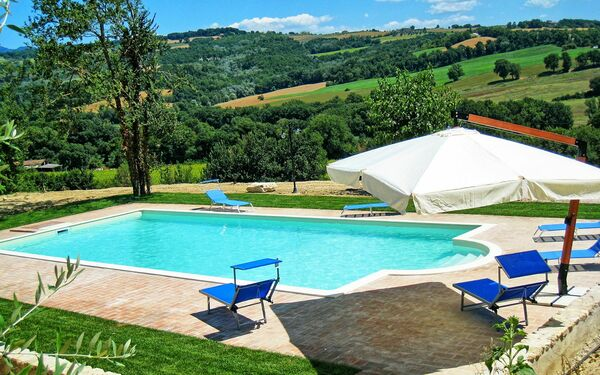 Casale Etrusco, Villa for rent in Stazione Ponte Rio, Umbria
