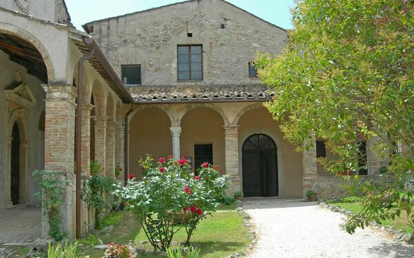 Il Convento, Apartment for rent in Lugnano In Teverina, Umbria