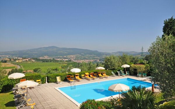 Casa Vago, Apartment for rent in Bobolino, Tuscany
