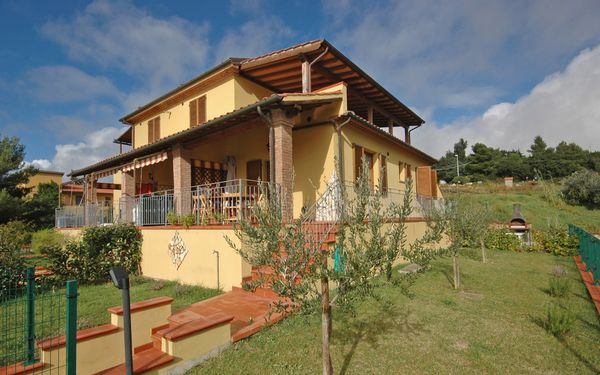 Paone, Apartment for rent in Riparbella, Tuscany