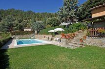Villa Il Salice in  Cortona -Toskana