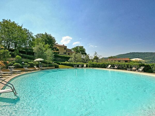 Fattoria i Ciliegi, Apartment for rent in Rufina, Tuscany