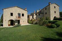 Borgo Fastelli, Apartment for rent in Radicofani, Tuscany