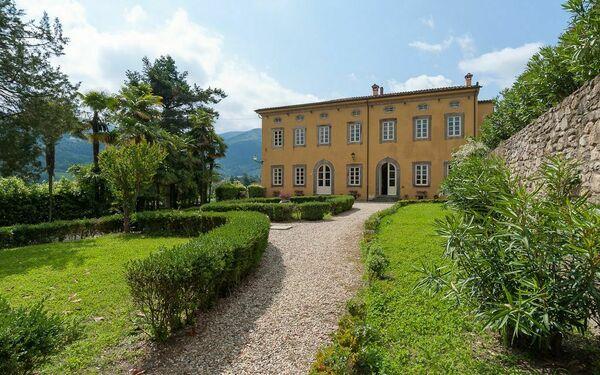 Toskánsko, Vorno, Villa Andrea