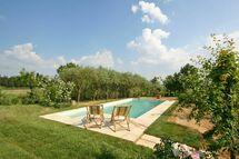 Villa Casa Cipressi in affitto a Sciano