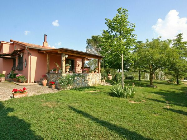 Casa Cipressi, Villa for rent in Sciano, Tuscany