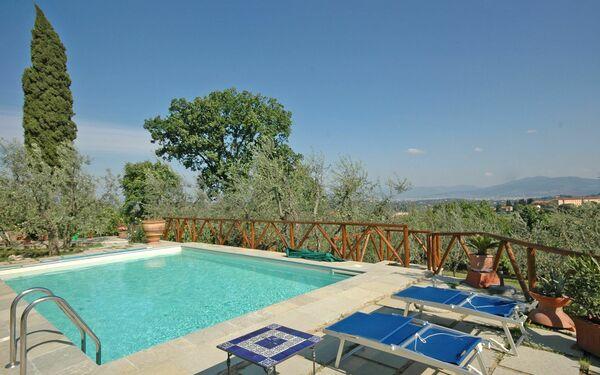 Isidoro, Apartment for rent in Mezzomonte, Tuscany
