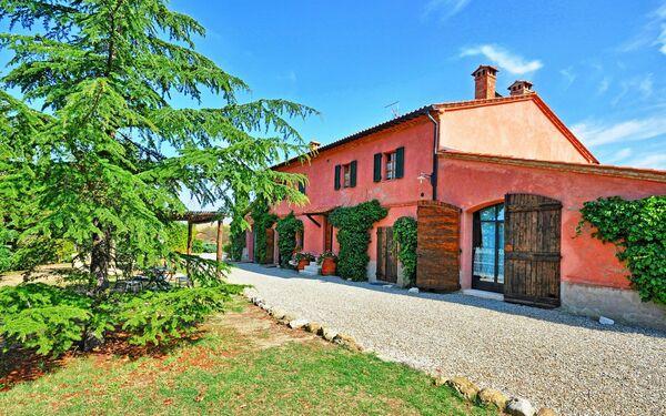 Villa Castiglione, Villa for rent in Castiglione D'orcia, Tuscany