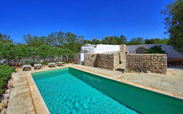 Il Trullo Di Laura, Villa for rent in San Michele Salentino, Apulia