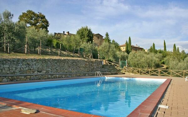 Cantinetta, Apartment for rent in Fioraie, Tuscany