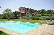 Poggio Del Sole, Villa for rent in Montecchio, Tuscany