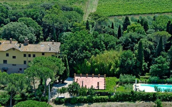 Villa Enea, Villa for rent in San Martino In Colle, Umbria