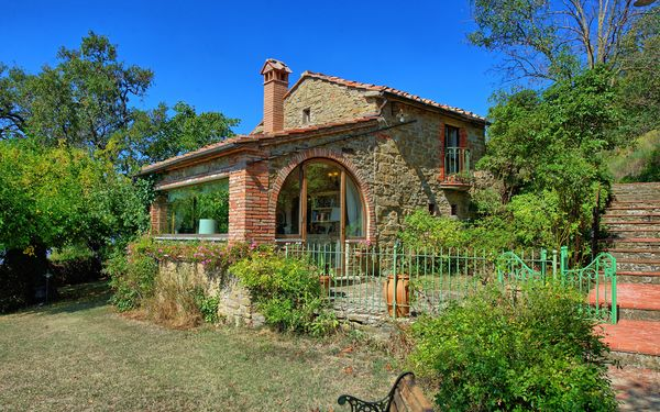 Villa Gellino in  Antria -Toskana