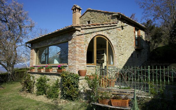 Gellino, Villa for rent in Antria, Tuscany