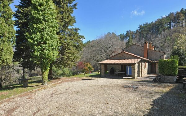 Casa Ernesto, Villa for rent in Anghiari, Tuscany