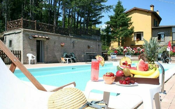 Villa Lorenzo, Villa for rent in Anghiari, Tuscany