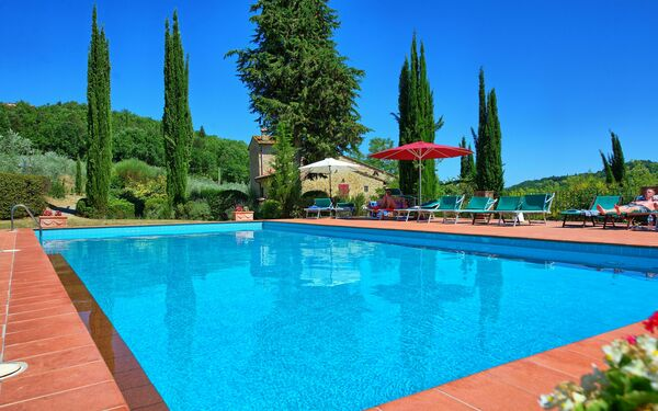 La Stalla, Apartment for rent in Fornacette, Tuscany