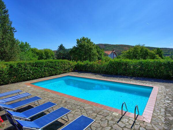 Casale Ambra, Villa for rent in Ambra, Tuscany