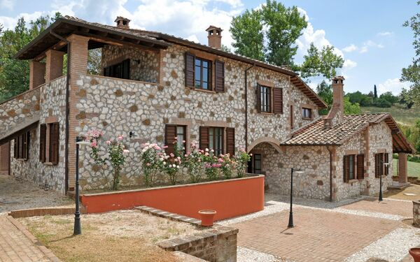 Claudio, Apartment for rent in Otricoli, Umbria