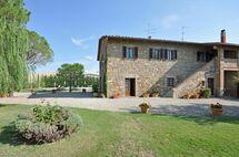 Villa Villa Cassia in affitto a Bagno Vignoni